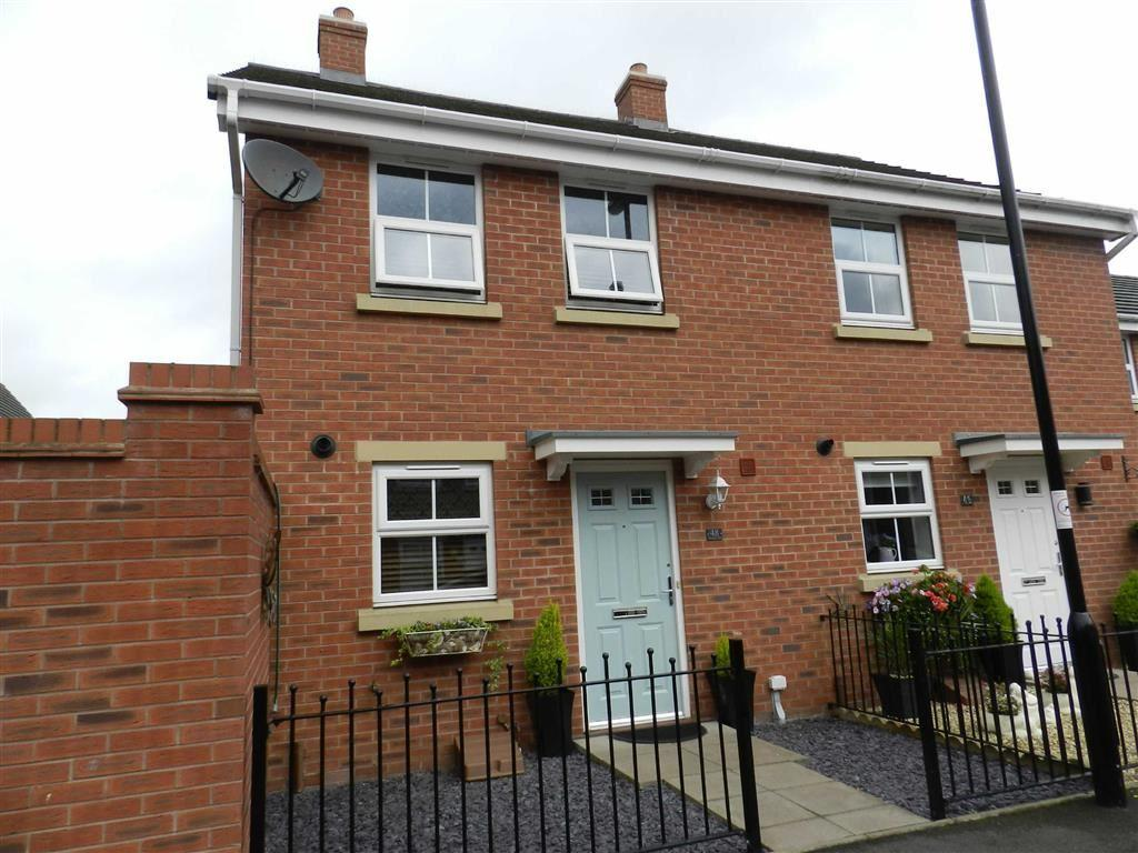 2 Bedrooms Semi Detached House for sale in Stamping Way, Bloxwich, Walsall