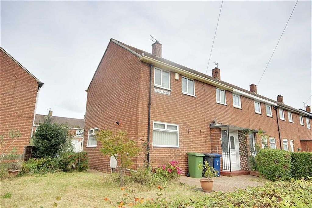 2 Bedrooms End Of Terrace House for sale in Froude Avenue, South Shields, Tyne And Wear
