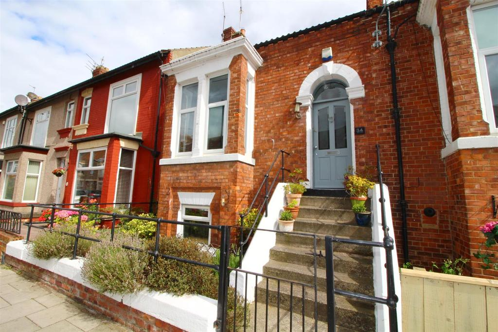 3 Bedrooms House for sale in Victoria Terrace, Whitley Bay