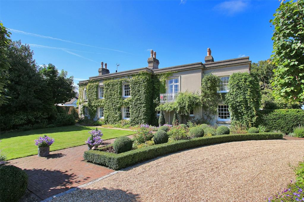 7 Bedrooms Detached House for sale in High Street, Hurstpierpoint, Hassocks, West Sussex, BN6