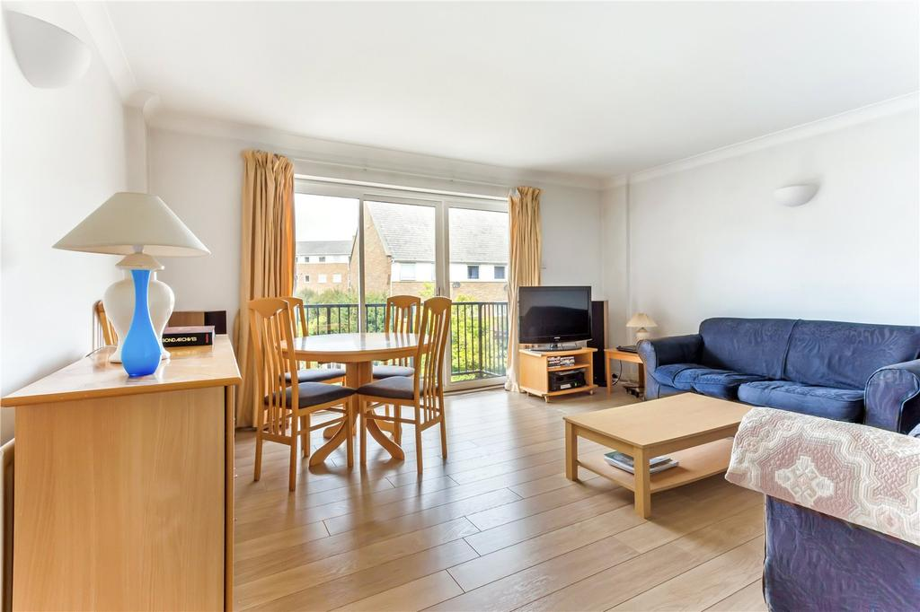 3 Bedrooms Flat for sale in Lamb Court, 69 Narrow Street, London, E14