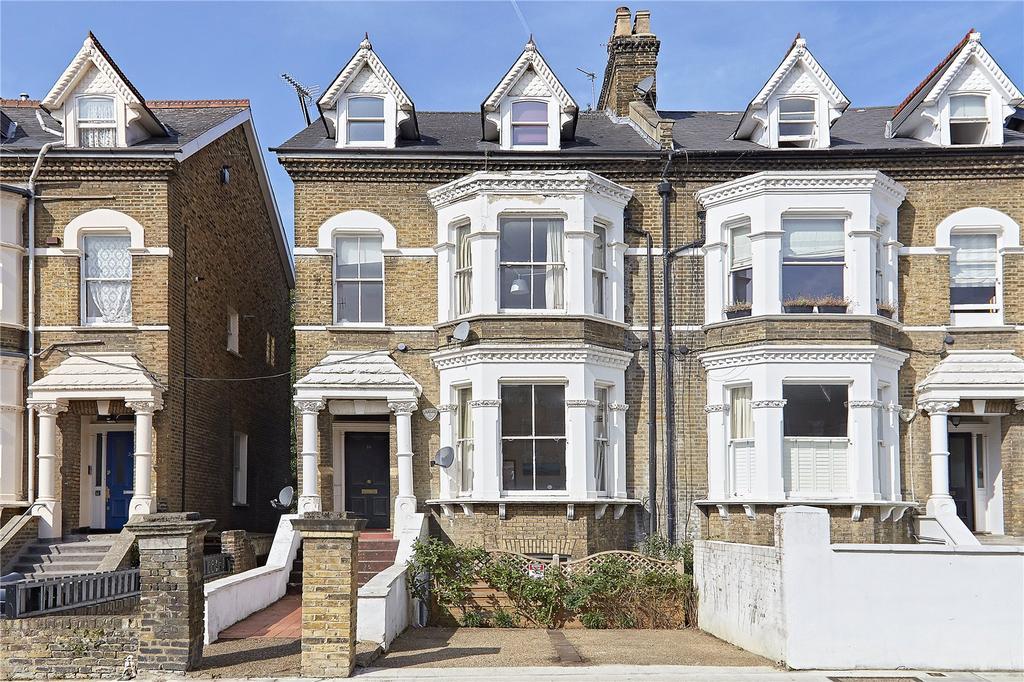 2 Bedrooms Flat for sale in Lime Grove, Shepherd's Bush, London, W12