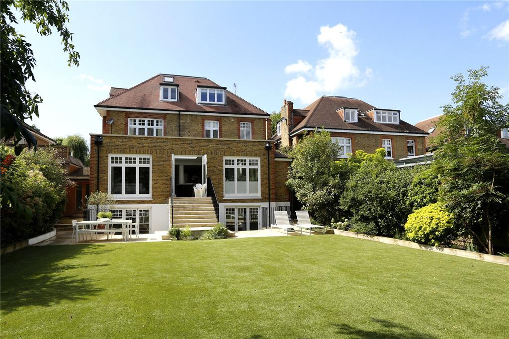 8 Bedrooms Unique Property for sale in St. Simon's Avenue, Putney, London, SW15