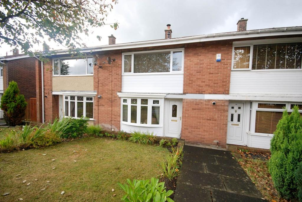 2 Bedrooms Terraced House for sale in Sandray Close, Birtley