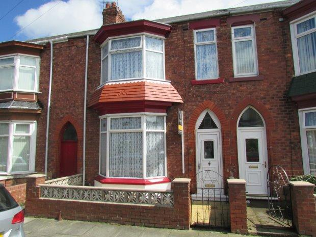 3 Bedrooms Terraced House for sale in WANSBECK GARDENS, PARK ROAD, HARTLEPOOL