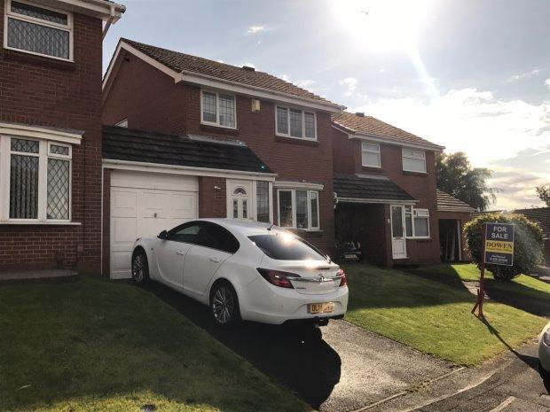 3 Bedrooms Town House for sale in CRAGSTON CLOSE, HARTLEPOOL, HARTLEPOOL
