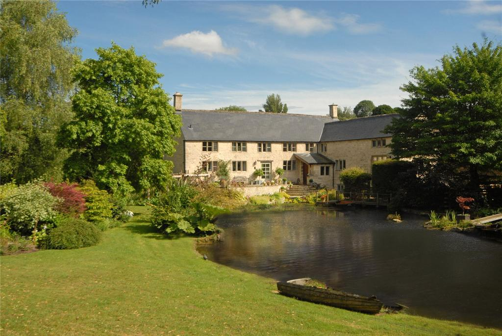 6 Bedrooms Detached House for sale in Pitchcombe, Nr Painswick, Gloucestershire, GL6
