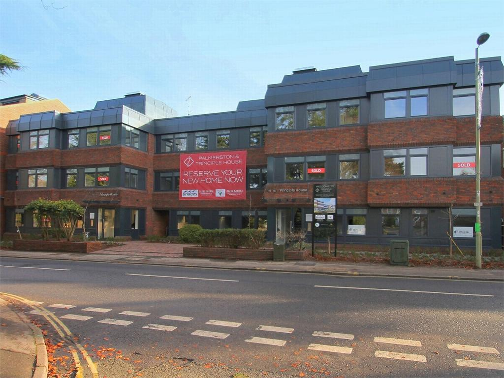 2 Bedrooms Flat for sale in 115 - 123 Fleet Road, Fleet, Hampshire GU51 3PD