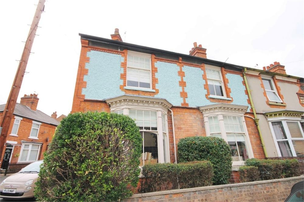 3 Bedrooms End Of Terrace House for sale in Bayswater Road, MELTON MOWBRAY