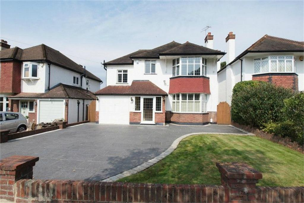 4 Bedrooms Detached House for sale in Bushey Way, Park Langley, Beckenham, Kent