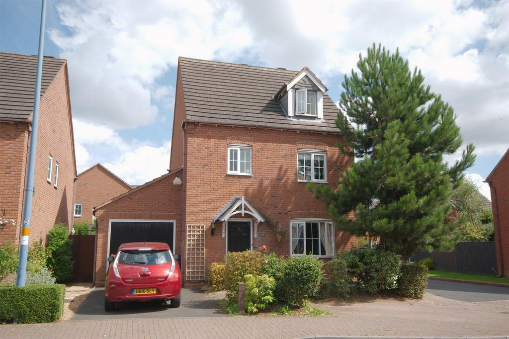 5 Bedrooms Detached House for sale in Harvest Fields Way, Four Oaks, Sutton Coldfield, West Midlands