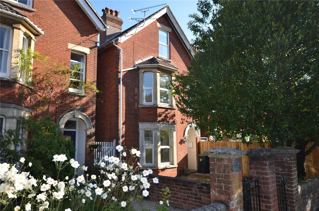 5 Bedrooms Detached House for sale in Bourne Avenue, Salisbury, Wiltshire, SP1