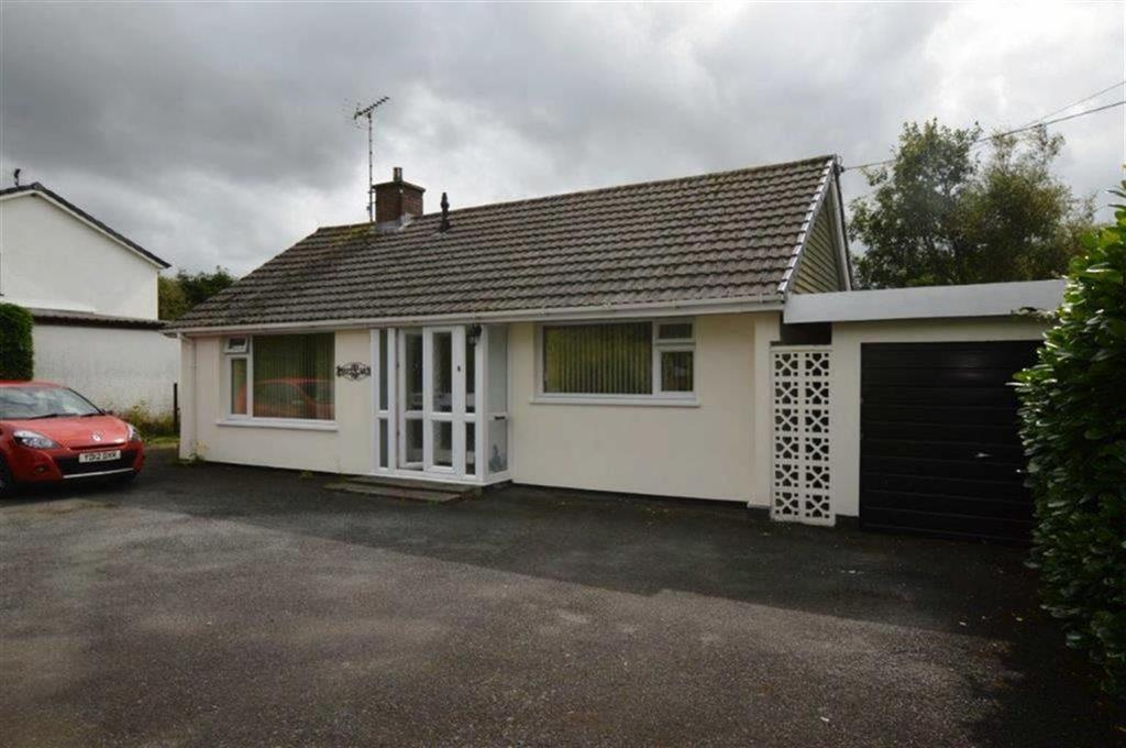 2 Bedrooms Detached Bungalow for sale in Maesalwen, Abbey Road, Pontrhydfendigaid, Ystrad Meurig, SY25