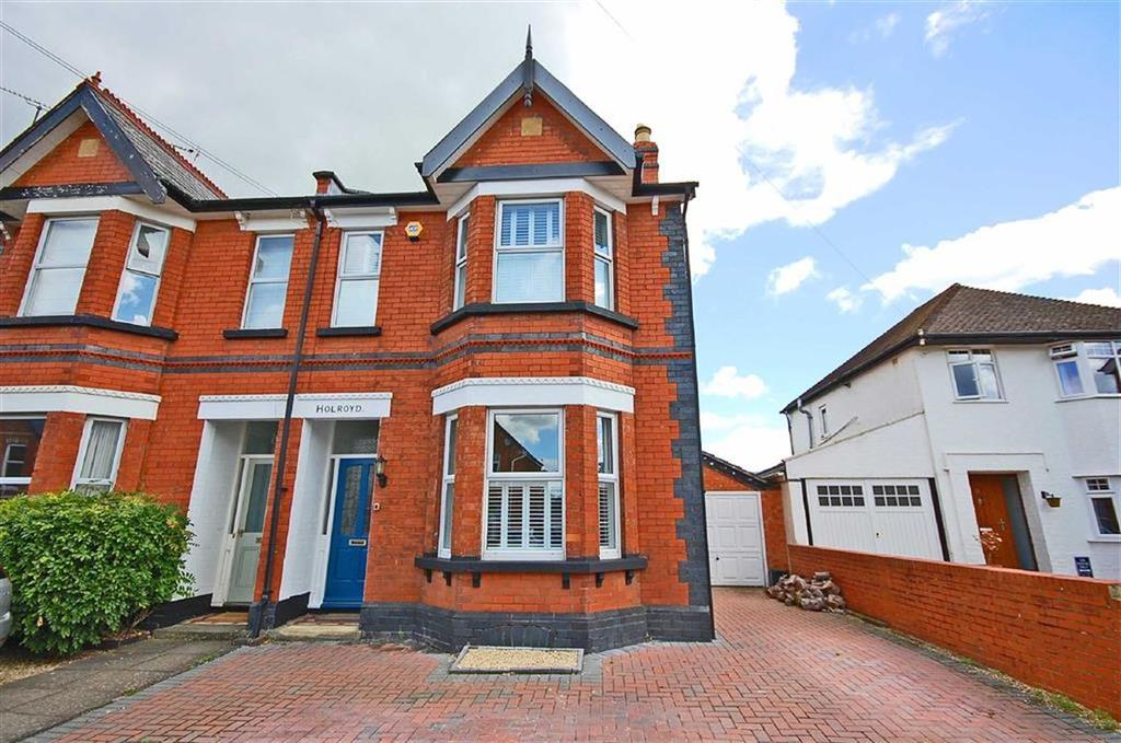 3 Bedrooms Semi Detached House for sale in Cirencester Road, Charlton Kings, Cheltenham, GL53