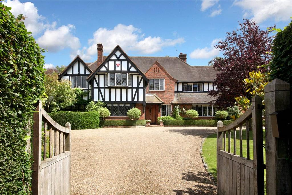 6 Bedrooms Detached House for sale in Westfield Road, Beaconsfield, Buckinghamshire, HP9