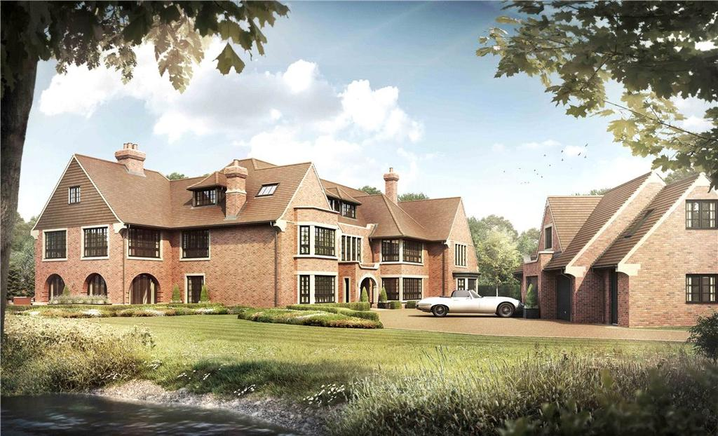 8 Bedrooms Plot Commercial for sale in Burkes Road, Beaconsfield, HP9