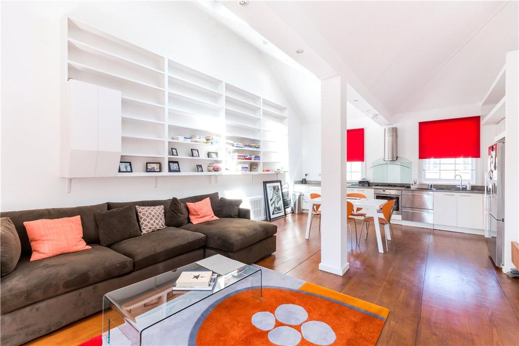 2 Bedrooms Flat for sale in Crawford Street, Marylebone, London, W1U