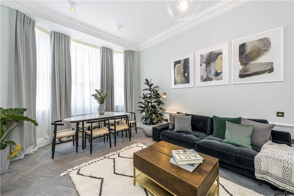2 Bedrooms Flat for sale in Tennyson House, 5-9 Culford Gardens, Chelsea, London, SW3