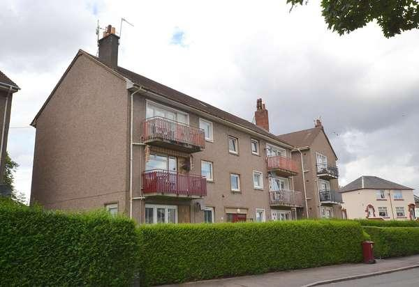 3 Bedrooms Flat for sale in 1/1, 118 Cathcart Road, Rutherglen, Glasgow, G73 2DX