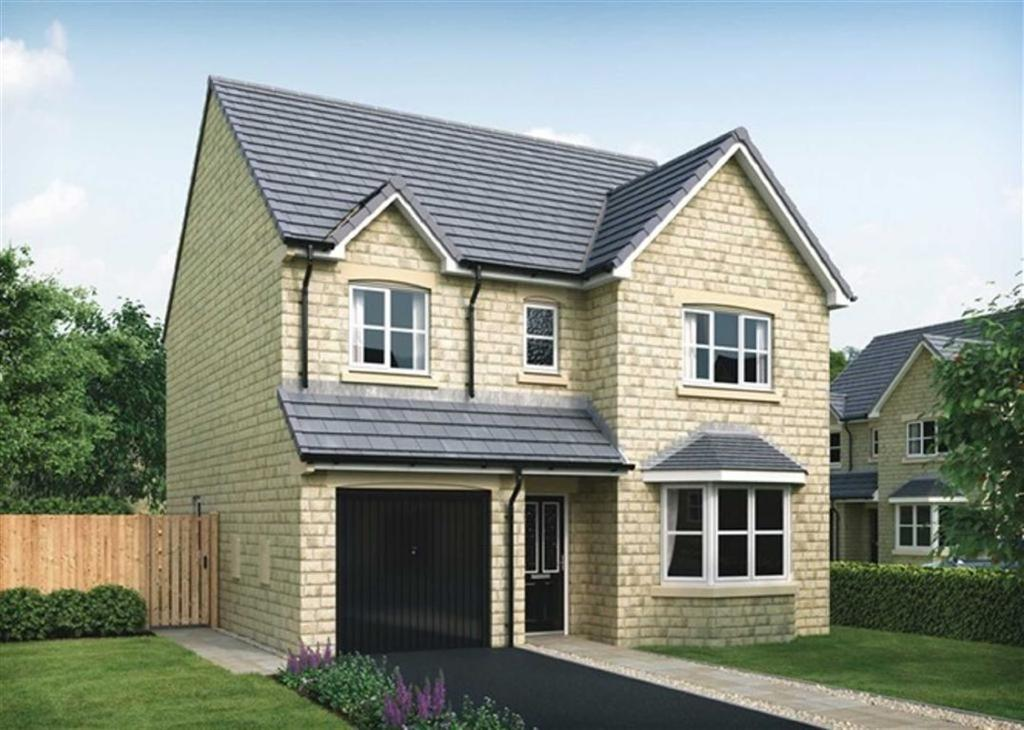 4 Bedrooms Detached House for sale in The Glenmuir, Lindley, Huddersfield, HD3
