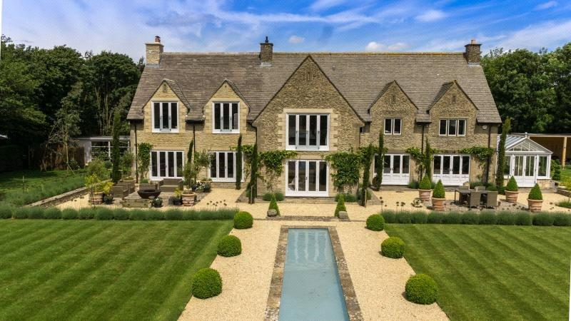6 Bedrooms Detached House for sale in West Littleton, Chippenham, Wiltshire, SN14