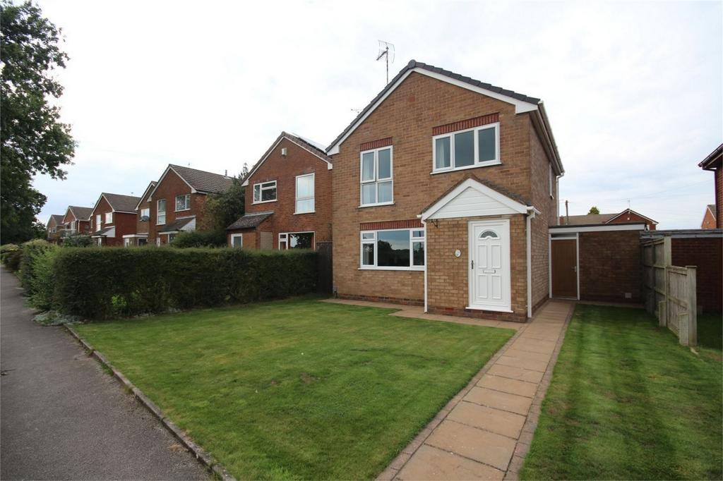 3 Bedrooms Detached House for sale in Charnwood Avenue, Nuneaton, Warwickshire