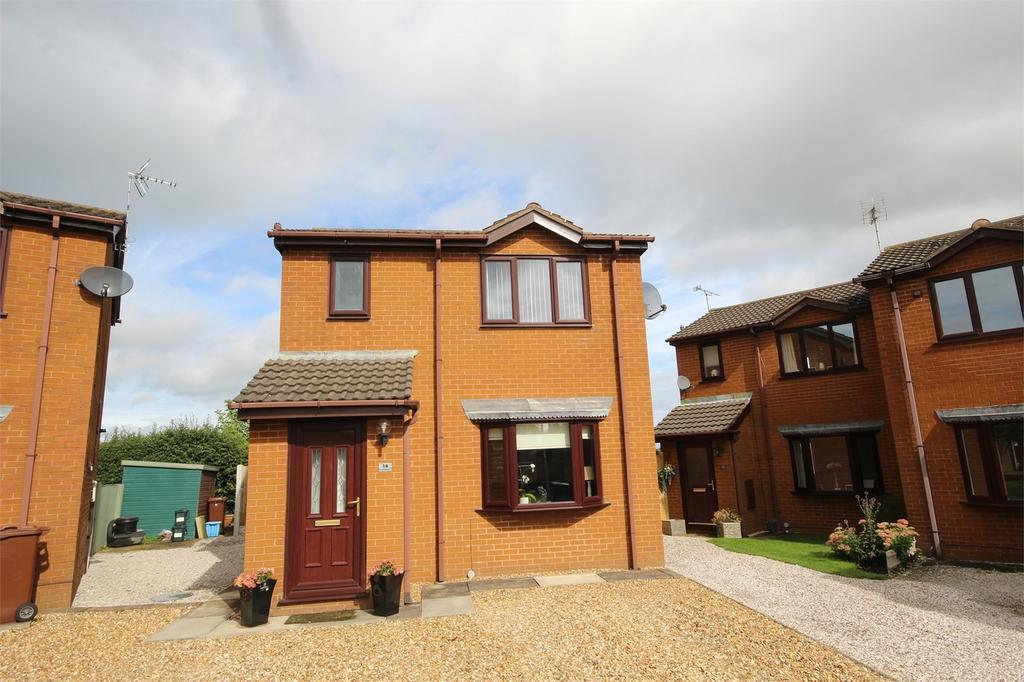 2 Bedrooms Detached House for sale in Mayfield Mews, Buckley, Flintshire