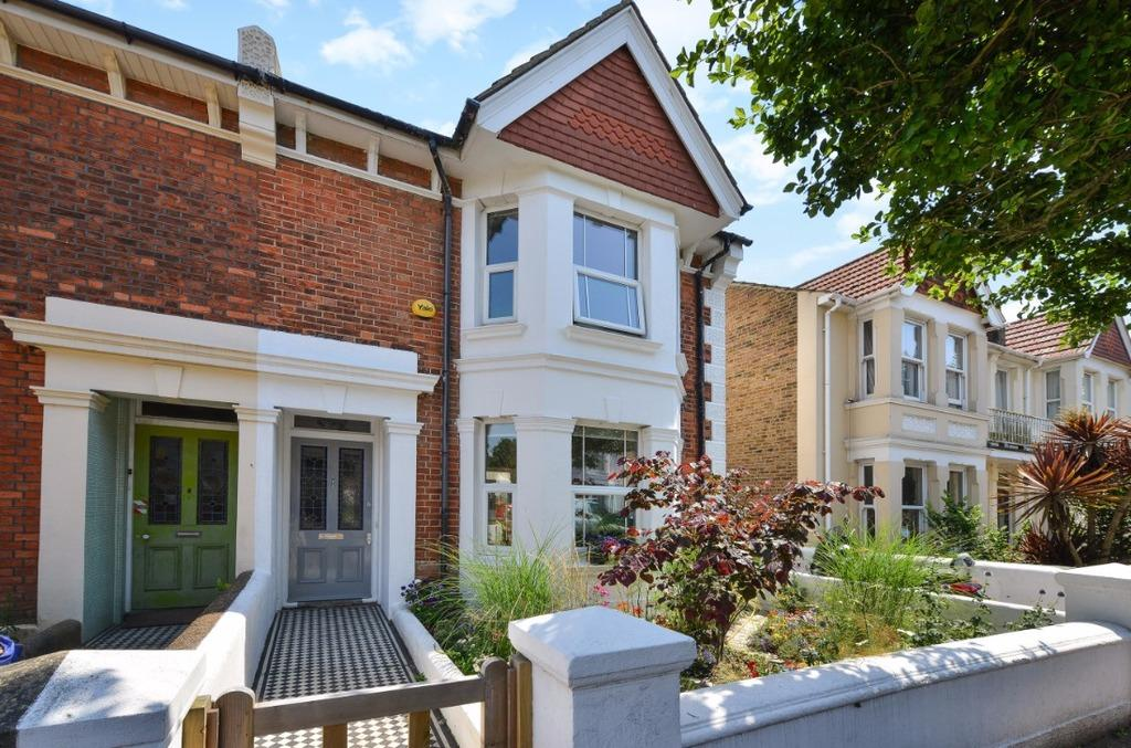 3 Bedrooms Semi Detached House for sale in St Leonards Road Hove East Sussex BN3