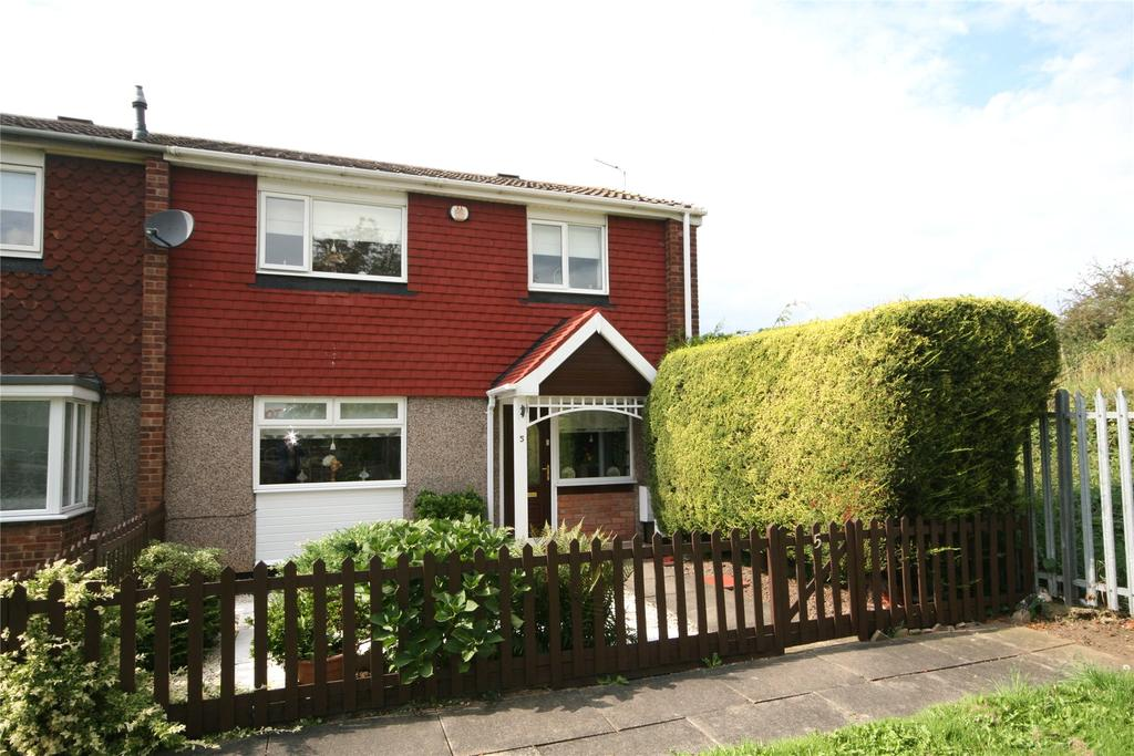 3 Bedrooms End Of Terrace House for sale in Boulevard Way, Grimsby, DN31