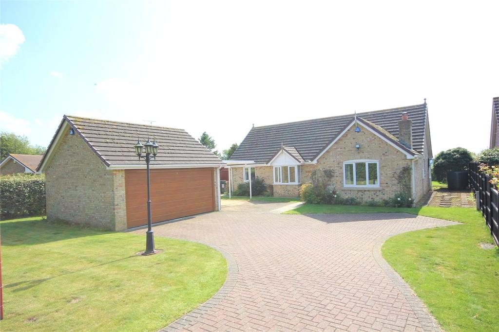 3 Bedrooms Detached Bungalow for sale in Main Street, Ashby De La Launde, LN4