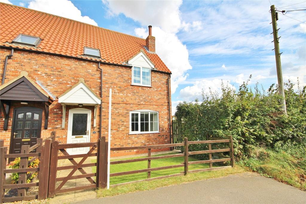 3 Bedrooms Semi Detached House for sale in Chapel Court, Caenby Road, LN8