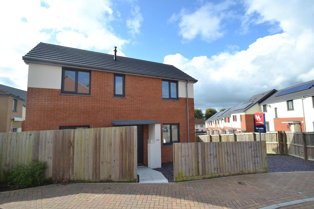 3 Bedrooms Detached House for sale in Elliott Close, Barnstaple