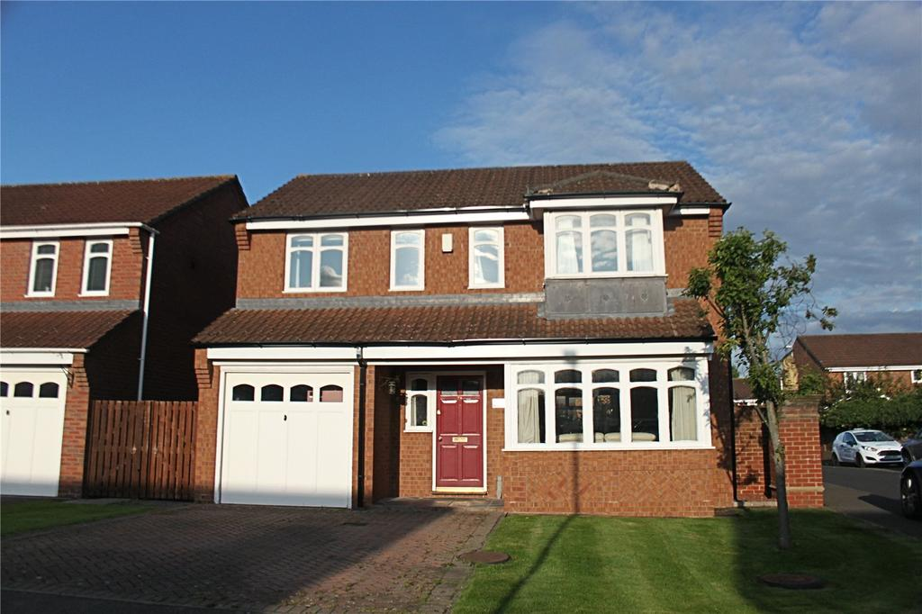 3 Bedrooms Detached House for sale in High Stell, Middleton St. George