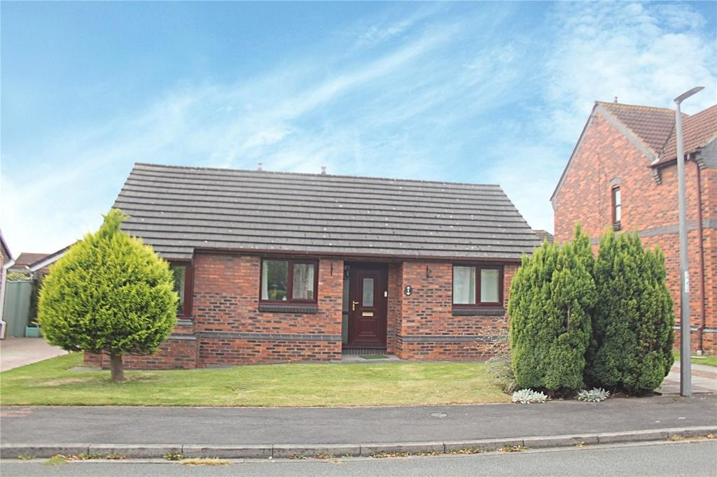 2 Bedrooms Detached Bungalow for sale in Buckland Close, Ingleby Barwick