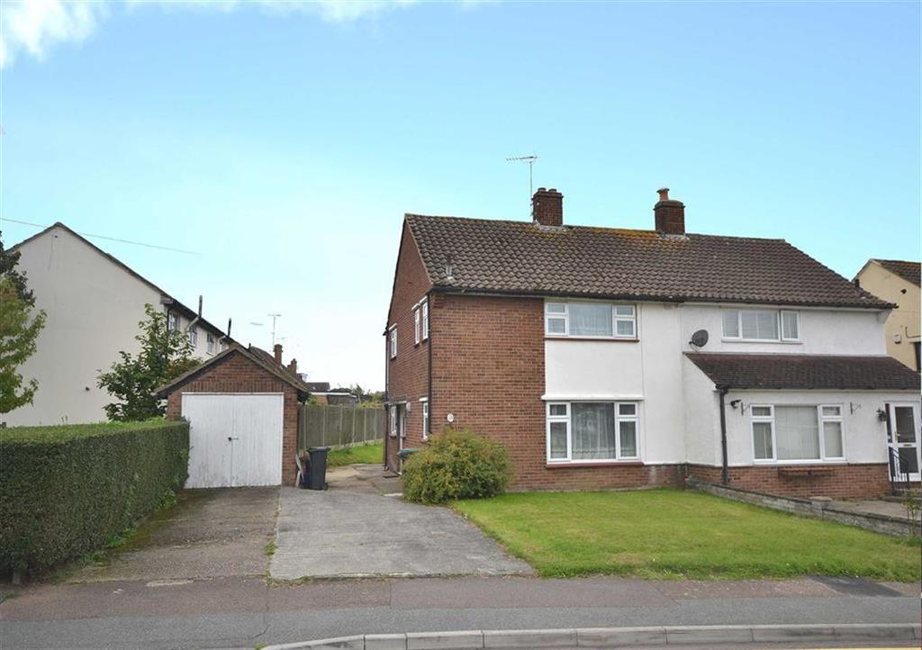 3 Bedrooms Semi Detached House for sale in Alderwood Drive, Abridge, Essex