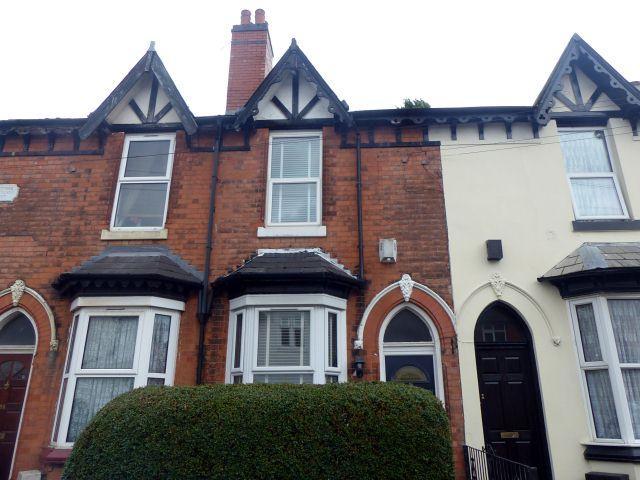 2 Bedrooms Terraced House for sale in Howard Road,Handsworth,Birmingham