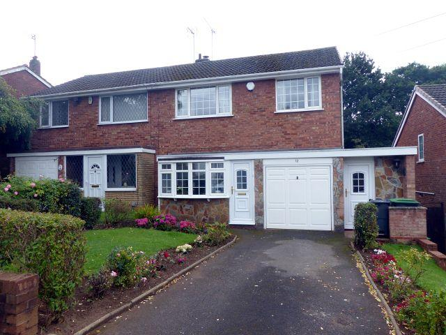 3 Bedrooms Semi Detached House for sale in Farlands Grove,Great Barr,Birmingham