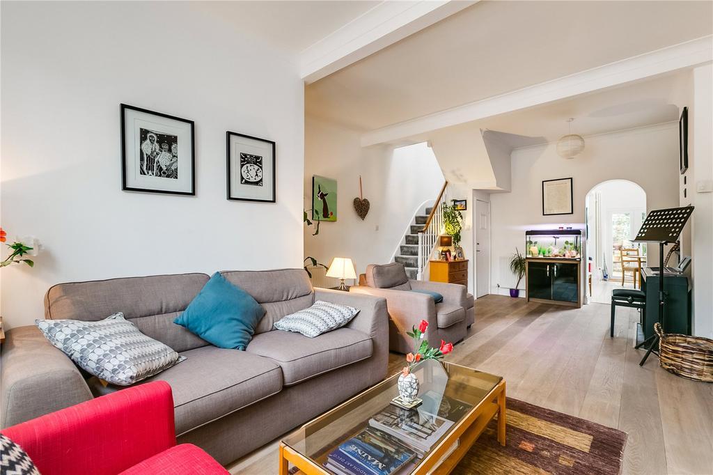 3 Bedrooms Terraced House for sale in Cedar Terrace, Richmond, Surrey