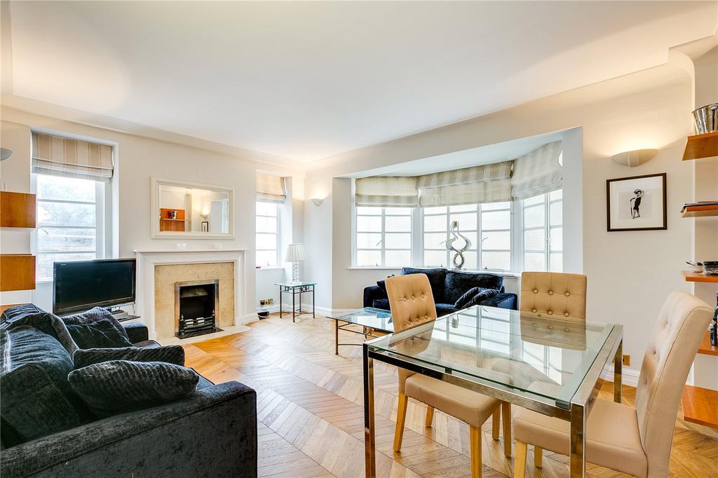 2 Bedrooms Flat for sale in Sloane Street, London