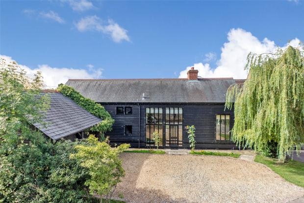 4 Bedrooms Detached House for sale in Town Green Road, Orwell, Royston, Cambridgeshire