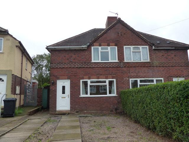 2 Bedrooms Semi Detached House for sale in Stewart Road,Walsall Wood,Walsall