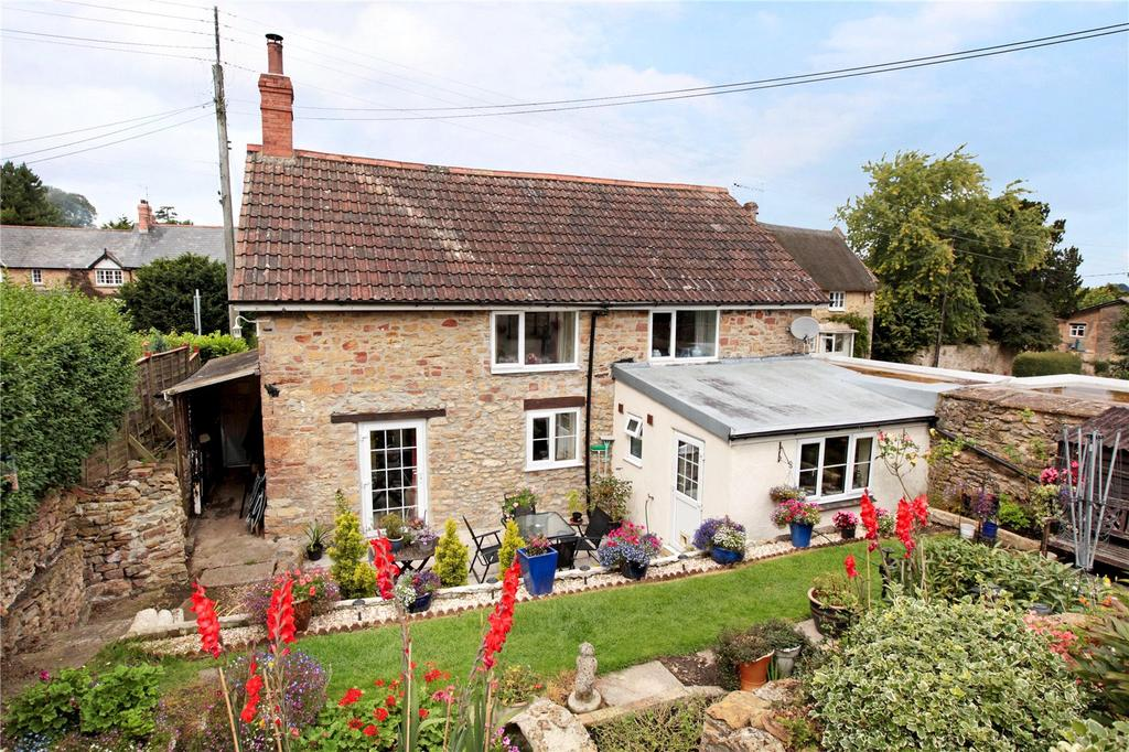 3 Bedrooms Detached House for sale in North Street, Haselbury Plucknett, Crewkerne, Somerset