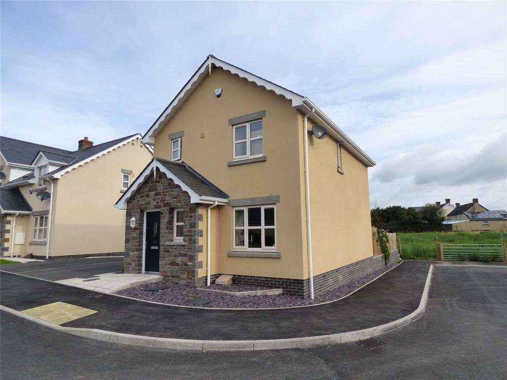 3 Bedrooms Detached House for sale in Court Meadow, Bronllys, Brecon, Powys