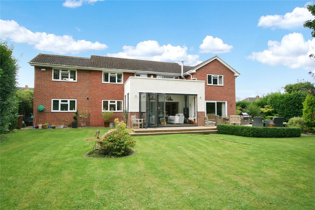 5 Bedrooms Detached House for sale in Florida Drive, Prestbury, Cheltenham, GL52