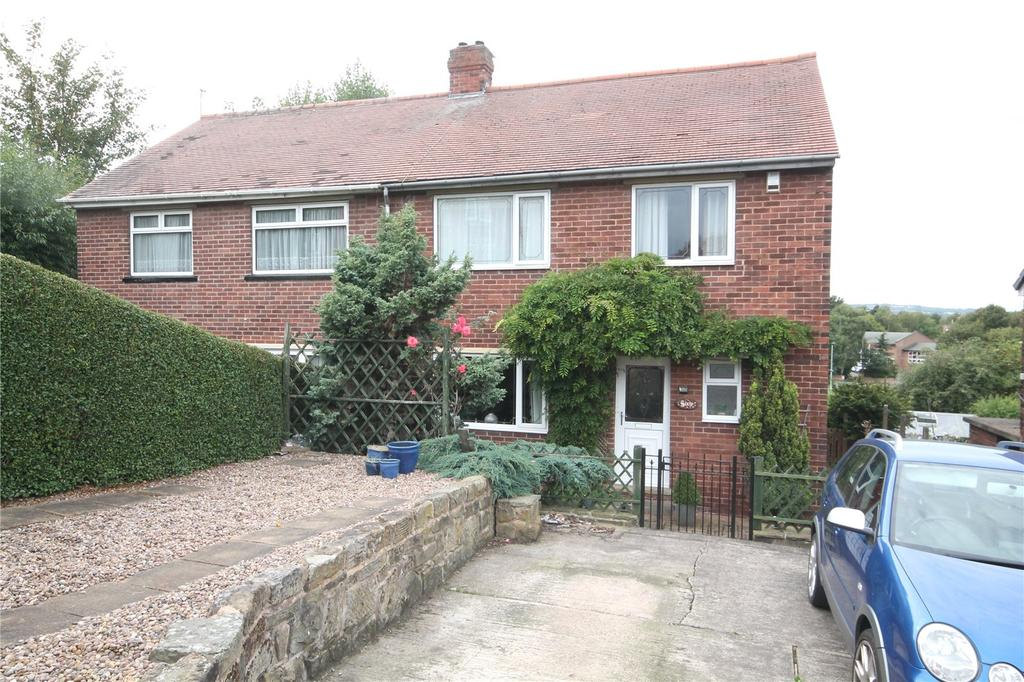 3 Bedrooms Semi Detached House for sale in Woodstock Road, Barnsley, S75