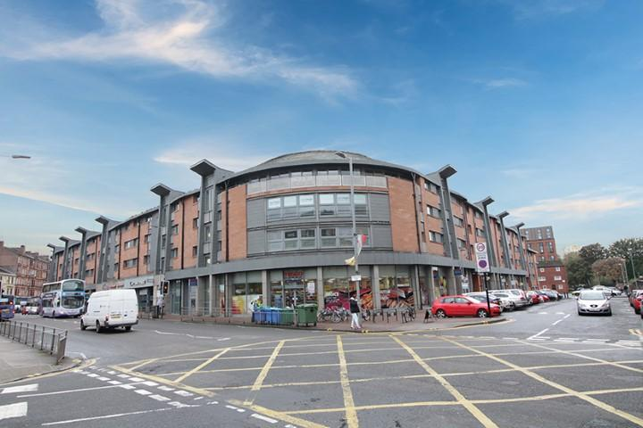2 Bedrooms Flat for sale in 3 Keith Street, Partick, G11 6QQ