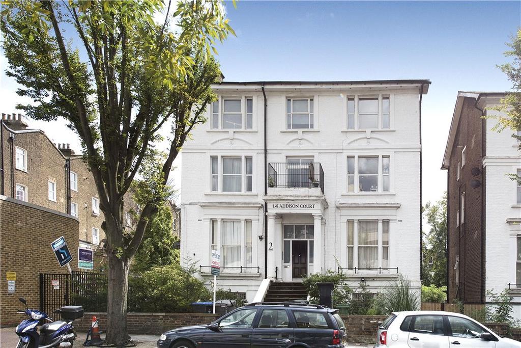 2 Bedrooms Flat for sale in Brondesbury Road, Queen's Park, London, NW6