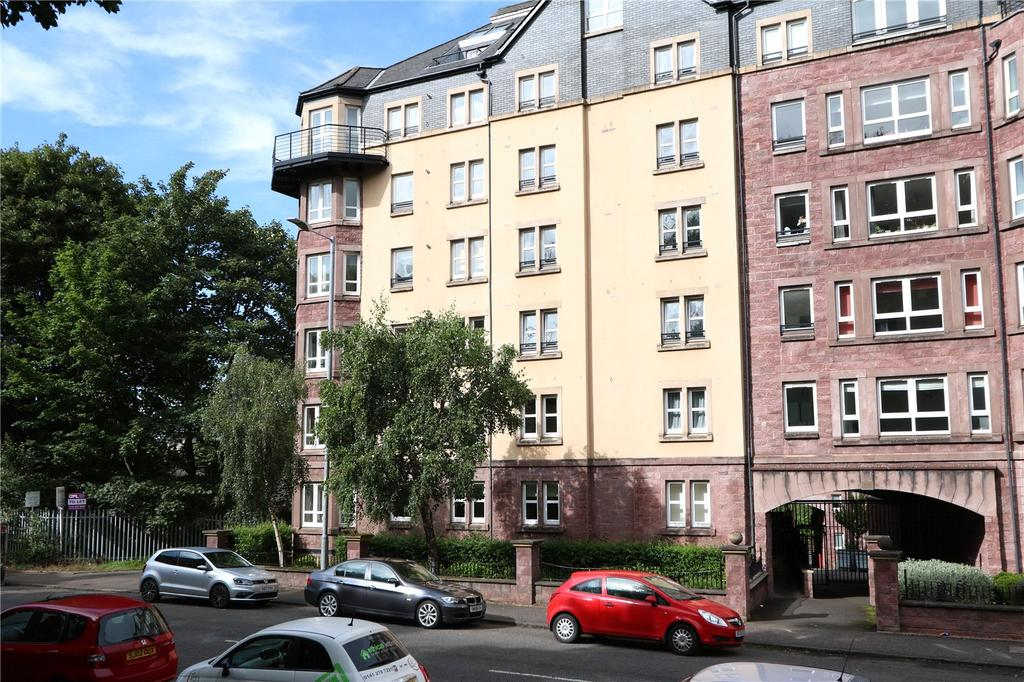 2 Bedrooms Apartment Flat for sale in 0/2, Crow Road, Broomhill, Glasgow
