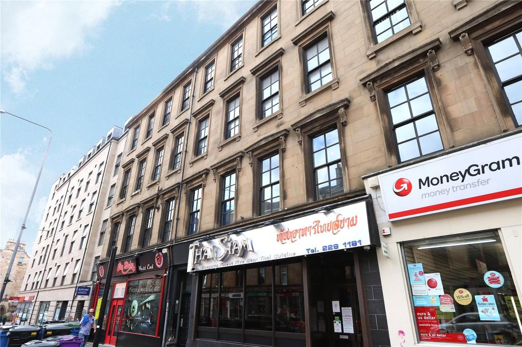 2 Bedrooms Apartment Flat for sale in 1/2, Argyle Street, Finnieston, Glasgow