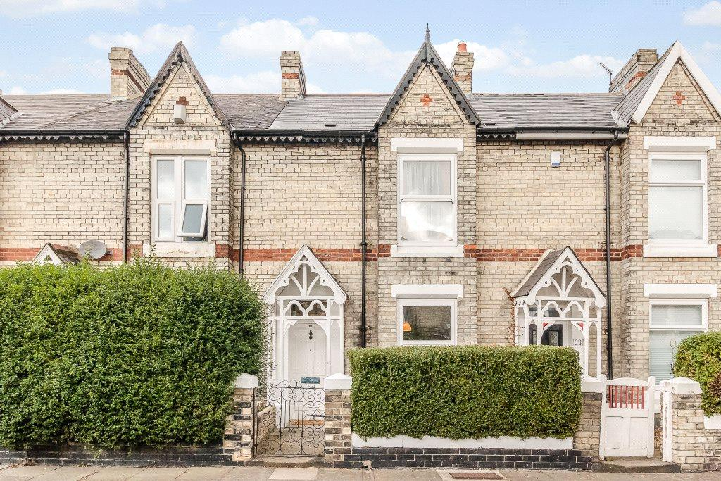 2 Bedrooms Terraced House for sale in Falmouth Road, Heaton, Newcastle Upon Tyne, Tyne Wear